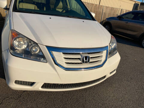 2009 Honda Odyssey for sale at Auto Credit Xpress in North Little Rock AR