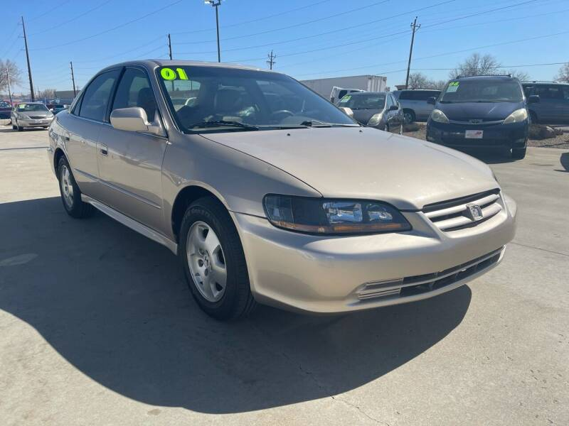 2001 Honda Accord for sale at AP Auto Brokers in Longmont CO