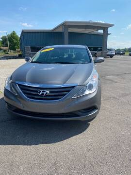 2014 Hyundai Sonata for sale at Wildfire Motors in Richmond IN