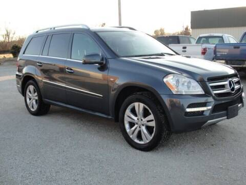 2011 Mercedes-Benz GL-Class for sale at Frieling Auto Sales in Manhattan KS