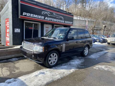 2009 Land Rover Range Rover for sale at Premier Automotive Group in Pittsburgh PA