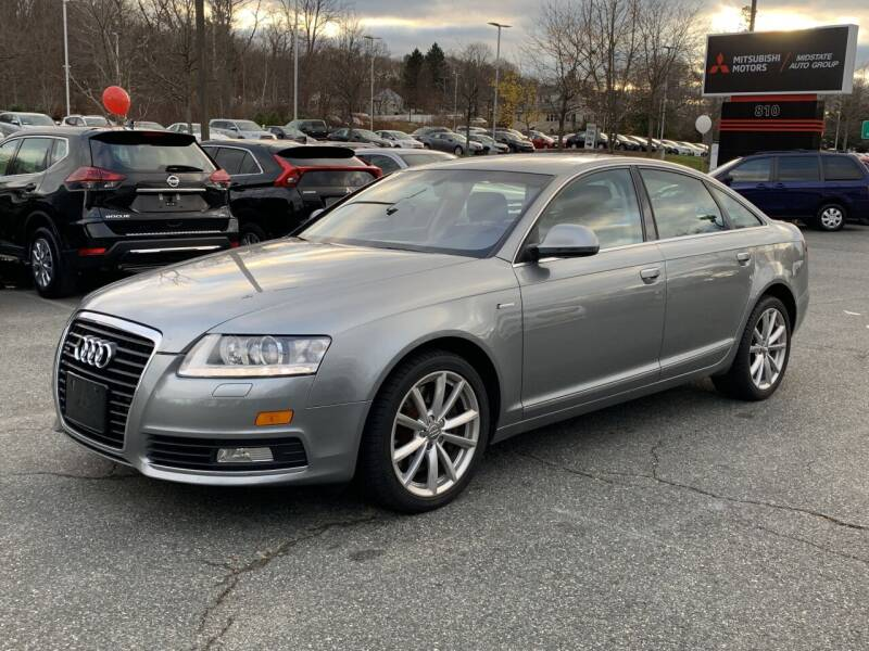 2010 Audi A6 for sale at Midstate Auto Group in Auburn MA