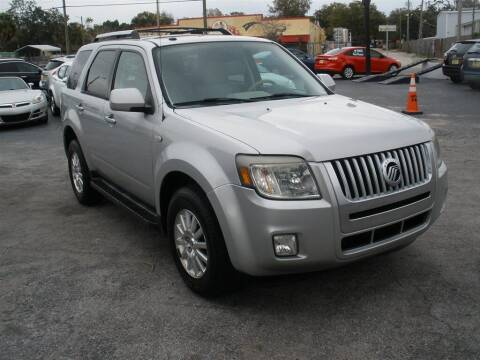 2009 Mercury Mariner for sale at Priceline Automotive in Tampa FL