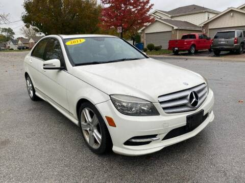 2011 Mercedes-Benz C-Class for sale at Posen Motors in Posen IL
