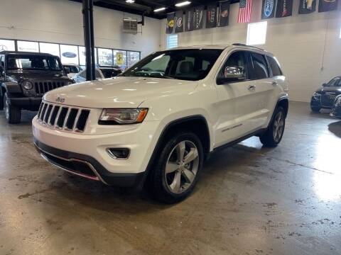 2015 Jeep Grand Cherokee for sale at CarNova in Sterling Heights MI