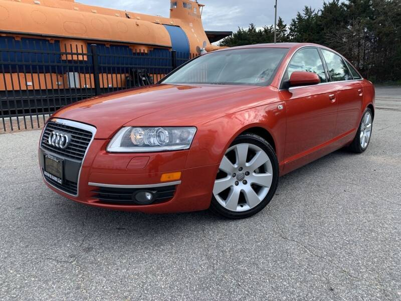 2005 Audi A6 for sale at Kevin's Kars LLC in Richmond VA