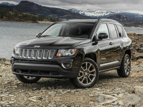 2016 Jeep Compass for sale at Michael's Auto Sales Corp in Hollywood FL
