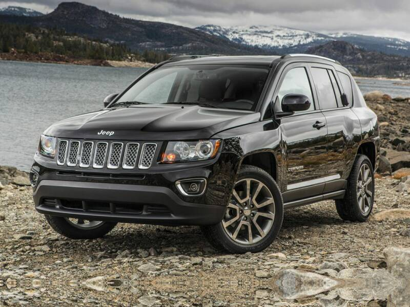 2016 Jeep Compass for sale at Tom Wood Honda in Anderson IN
