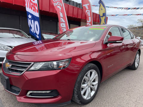 2018 Chevrolet Impala for sale at Duke City Auto LLC in Gallup NM