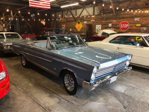 1965 Mercury Comet for sale at Route 40 Classics in Citrus Heights CA