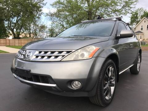 2007 Nissan Murano for sale at Petite Auto Sales in Kenosha WI