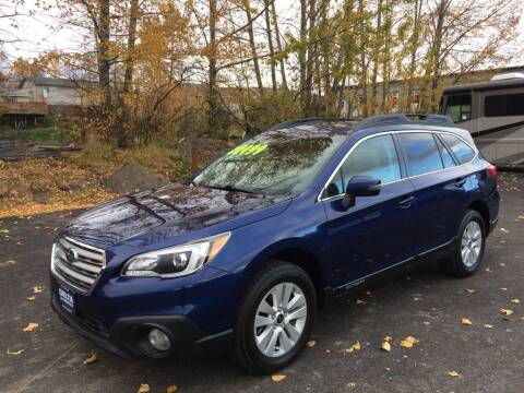 2017 Subaru Outback for sale at Delta Car Connection LLC in Anchorage AK
