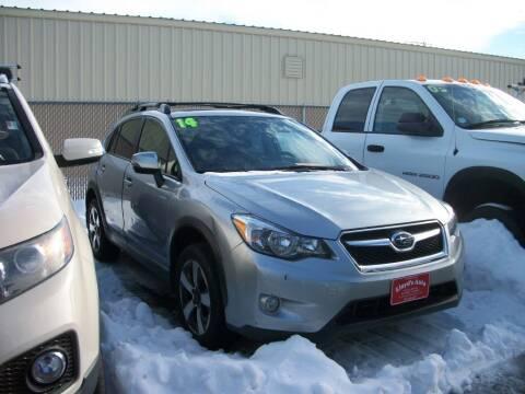 2014 Subaru XV Crosstrek for sale at Lloyds Auto Sales & SVC in Sanford ME