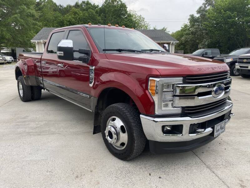 2017 Ford F-350 Super Duty for sale at Auto Class in Alabaster AL