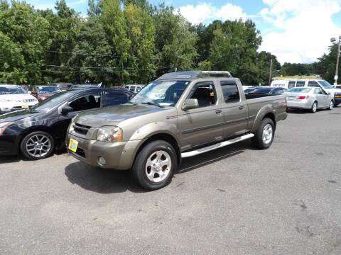 2002 Nissan Frontier for sale at United Auto Land in Woodbury NJ