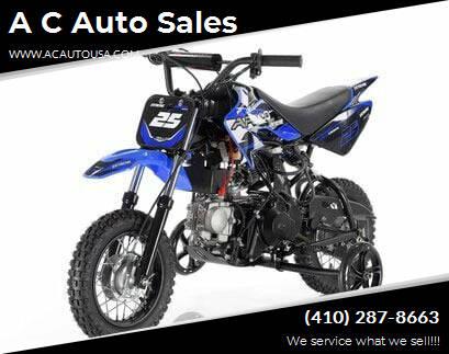 2021 Apollo 0087 DB-25 70cc FULLY Automatic for sale at A C Auto Sales in Elkton MD