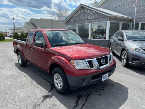 2014 Nissan Frontier for sale at Empire Alliance Inc. in West Coxsackie NY