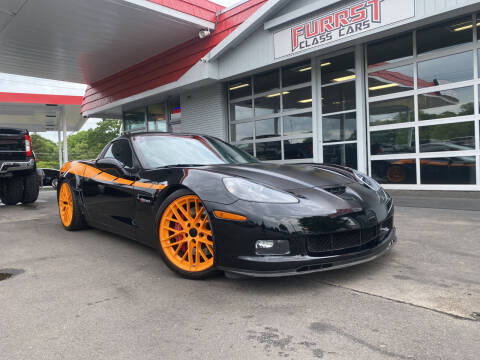 2006 Chevrolet Corvette for sale at Furrst Class Cars LLC  - Independence Blvd. in Charlotte NC