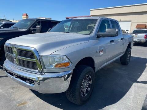 2012 RAM Ram Pickup 2500 for sale at Auto Image Auto Sales Chubbuck in Chubbuck ID