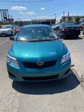 2010 Toyota Corolla for sale at Budget Auto Deal and More Services Inc in Worcester MA