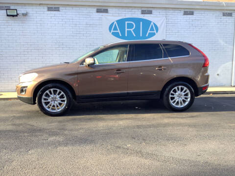 2010 Volvo XC60 for sale at ARIA  AUTO  SALES in Raleigh NC