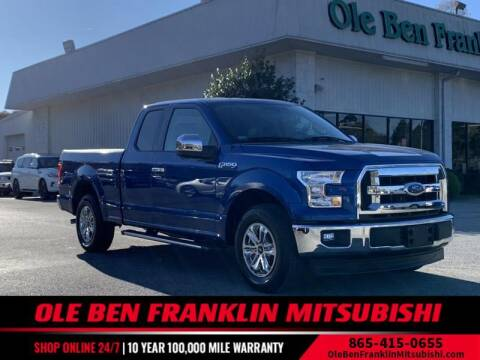 2017 Ford F-150 for sale at Ole Ben Franklin Mitsbishi in Oak Ridge TN