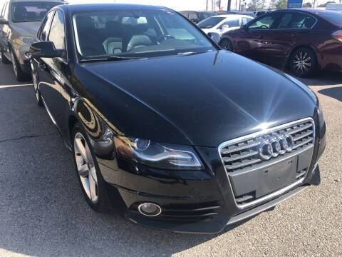 2012 Audi A4 for sale at Auto Access in Irving TX