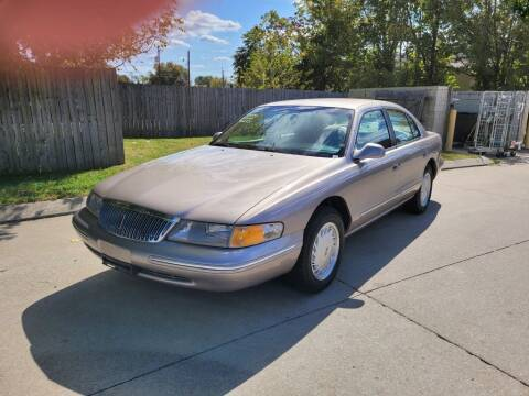 1995 Lincoln Continental for sale at Harold Cummings Auto Sales in Henderson KY
