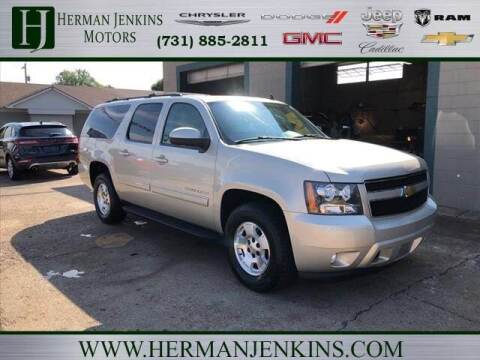 2013 Chevrolet Suburban for sale at Herman Jenkins Used Cars in Union City TN