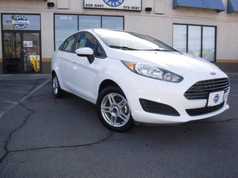 2017 Ford Fiesta for sale at Platinum Auto Sales in Provo UT