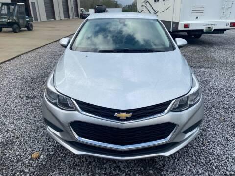 2018 Chevrolet Cruze for sale at Alpha Automotive in Odenville AL