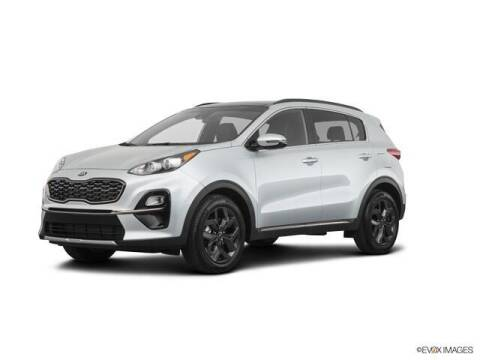 2020 Kia Sportage for sale at Ideal Motor Group in Staten Island NY
