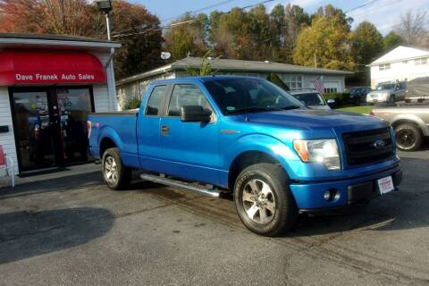 2013 Ford F-150 for sale at Dave Franek Automotive in Wantage NJ