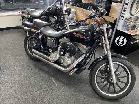 2001 Harley Davidson Dyna Super Glide for sale at INTERSTATE AUTO SALES in Pensacola FL