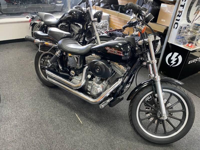 2009 Harley Davidson Dyna Super Glide for sale at INTERSTATE AUTO SALES in Pensacola FL
