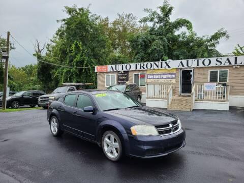 2011 Dodge Avenger for sale at Auto Tronix in Lexington KY