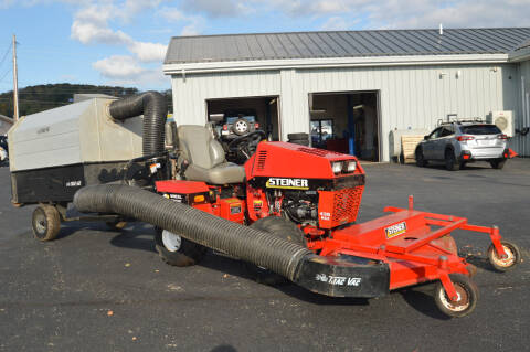 2007 STEINER 430 MAX 4WD for sale at Hollern & Sons Auto Sales in Johnstown PA