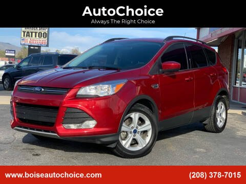2014 Ford Escape for sale at AutoChoice in Boise ID