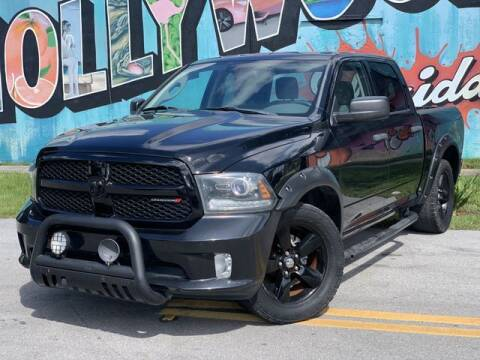 2014 RAM Ram Pickup 1500 for sale at Palermo Motors in Hollywood FL