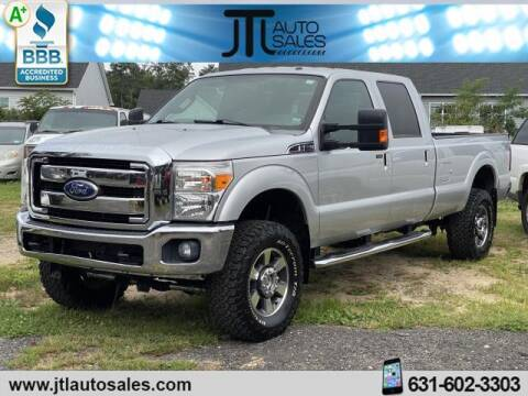 2011 Ford F-350 Super Duty for sale at JTL Auto Inc in Selden NY