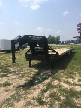 2021 Midsota FB36-GN Hydraulic Tail #5255 for sale at Prairie Wind Trailers, LLC in Harrisburg SD