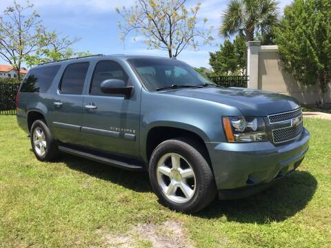 2008 Chevrolet Suburban for sale at Kaler Auto Sales in Wilton Manors FL