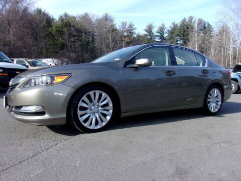2014 Acura RLX for sale at Mark's Discount Truck & Auto Sales in Londonderry NH