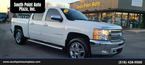 2013 Chevrolet Silverado 1500 for sale at South Point Auto Plaza, Inc. in Albany NY