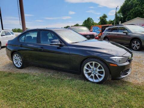 2014 BMW 3 Series for sale at 220 Auto Sales in Rocky Mount VA