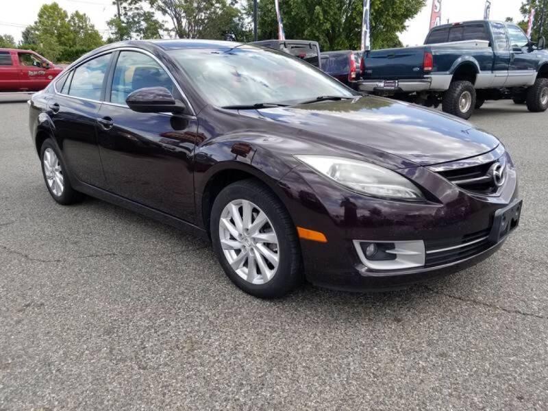 2011 Mazda MAZDA6 for sale at 509 Auto Sales in Kennewick WA