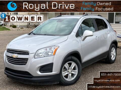 2016 Chevrolet Trax for sale at Royal Drive in Newport MN