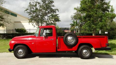 1964 International 1600 for sale at Premier Luxury Cars in Oakland Park FL