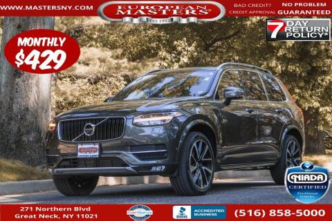 2018 Volvo XC90 for sale at European Masters in Great Neck NY