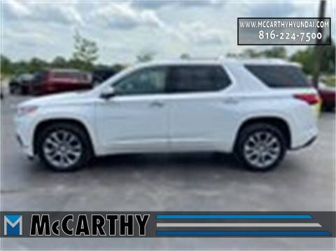 2019 Chevrolet Traverse for sale at Mr. KC Cars - McCarthy Hyundai in Blue Springs MO